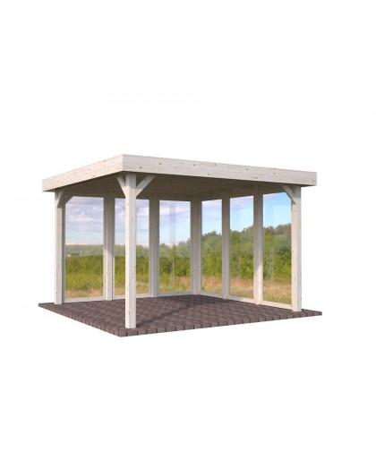 """Kiosque """"Lucy"""" 12,2 m²"""