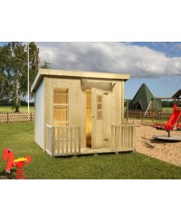 "Maisonnette enfant ""Harry"" 3,1 m²"