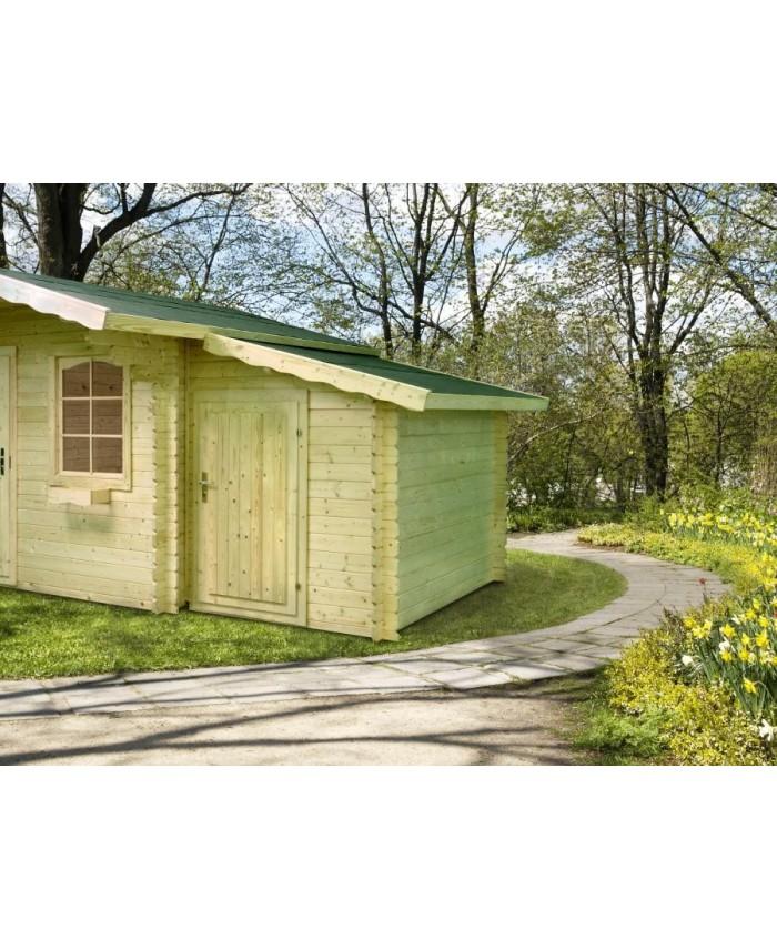 "Annexe pour abri "" 3,1 m²"