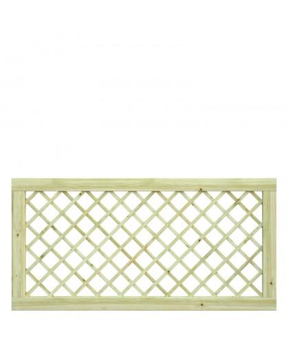 Panneau clôture Freia 4